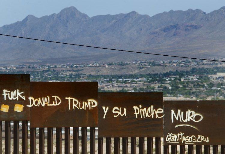 Trump enviará más militares para reforzar la seguridad en la frontera con México