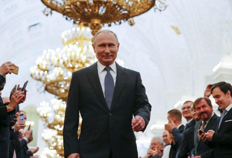 """""""El sentido de mi vida es hacer todo por Rusia"""": Vladimir Putin jura su cuarto mandato"""