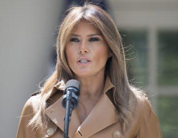 ¿Melania Trump copia a los Obama? Be best, el nuevo programa de la primera dama causa criticas