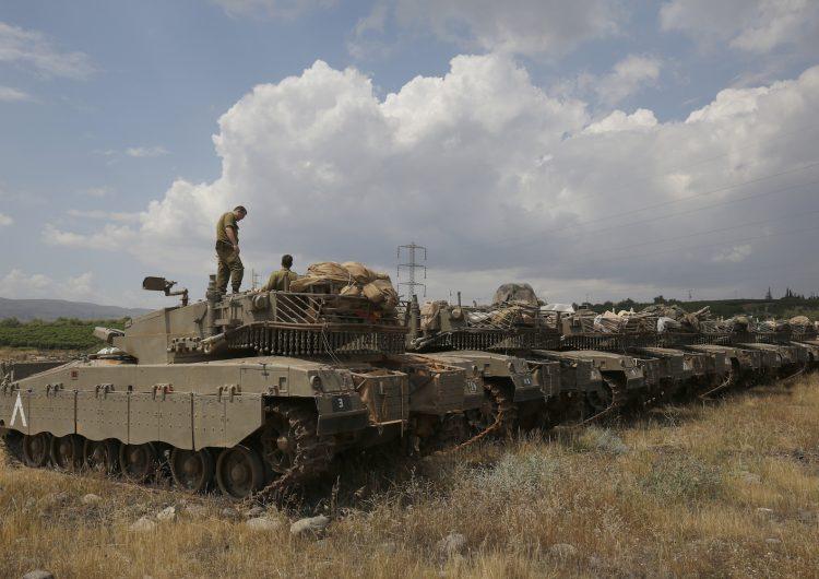 Israel ataca objetivos iraníes en Siria, alarma en la comunidad internacional