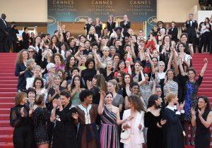 Salarios equitativos, código de vestimenta: la lucha de las mujeres vuelve a Cannes