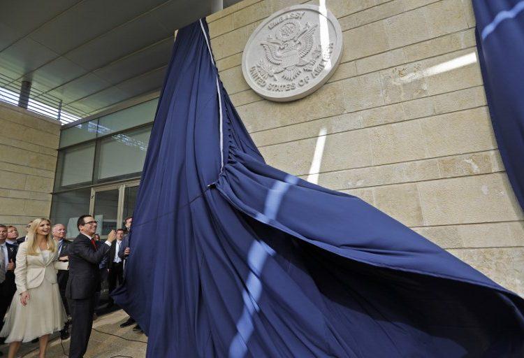 Por qué la apertura de la embajada de EE.UU. en Jerusalén causó enfrentamientos y muertos
