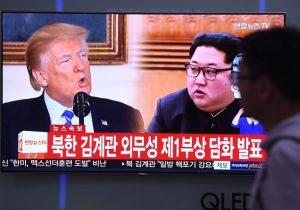 """Corea del Norte condiciona reunión con Trump tras """"estúpidos"""" comentarios del vicepresidente de EE. UU."""