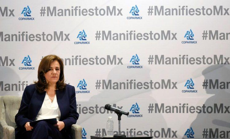 Margarita Zavala, la primera candidata independiente, deja la contienda presidencial de México