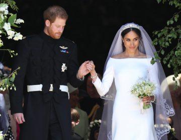 El príncipe Harry y Meghan Markle se convierten en el duque y duquesa de Sussex