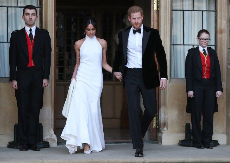 Los momentos destacados de la boda del príncipe Harry y Meghan Markle