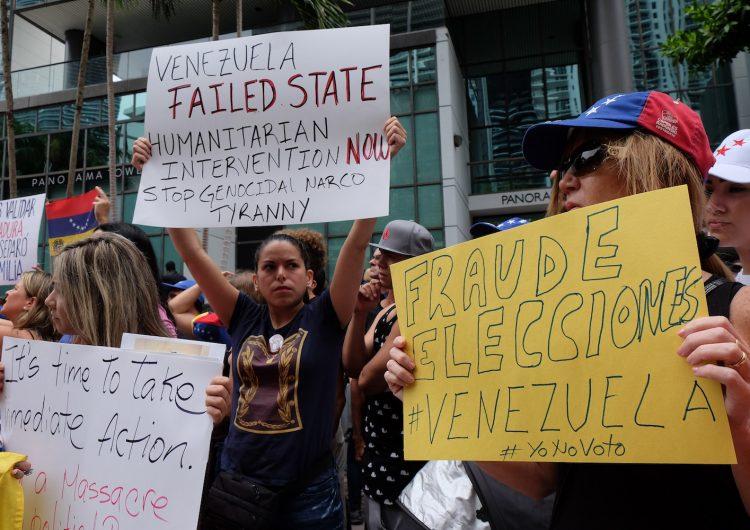 Elecciones en Venezuela: El abstencionismo lleva la delantera mientras Maduro se perfila como ganador