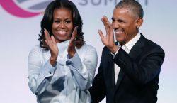 Barack y Michelle Obama, de la Casa Blanca… ¿a Netflix?