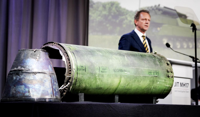 Un misil ruso derribó avión en el que viajaban casi 300 personas