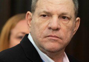"""""""Hoy es nuestro día"""": las reacciones al arresto de Harvey Weinstein"""