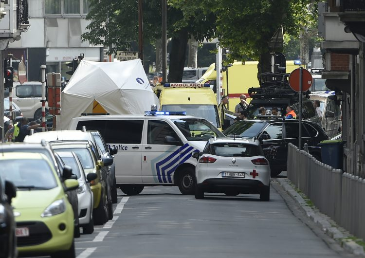 Investigan en Bélgica posible ataque terrorista que dejó cuatro muertos