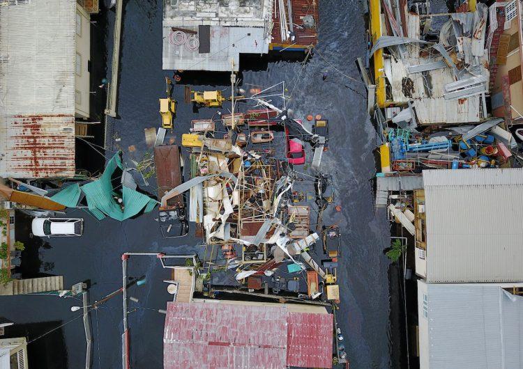 La cifra de muertos por el huracán María en Puerto Rico es 70 veces superior a las estimaciones oficiales