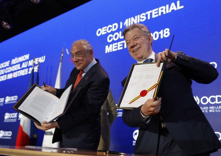Cuáles son los beneficios que tendrá Colombia al entrar a la OCDE