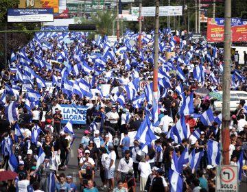 Nicaragua: un mes y medio de crisis sangrienta con 100 muertos