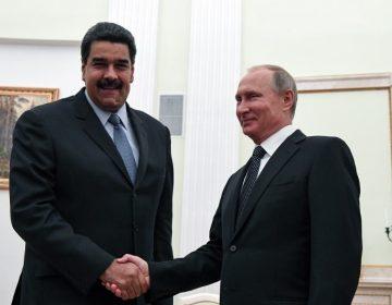 Vladimir Putin felicita a Nicolás Maduro tras su cuestionada reelección en Venezuela