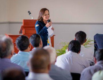 Se compromete Martha González a potencializar el sector de la construcción