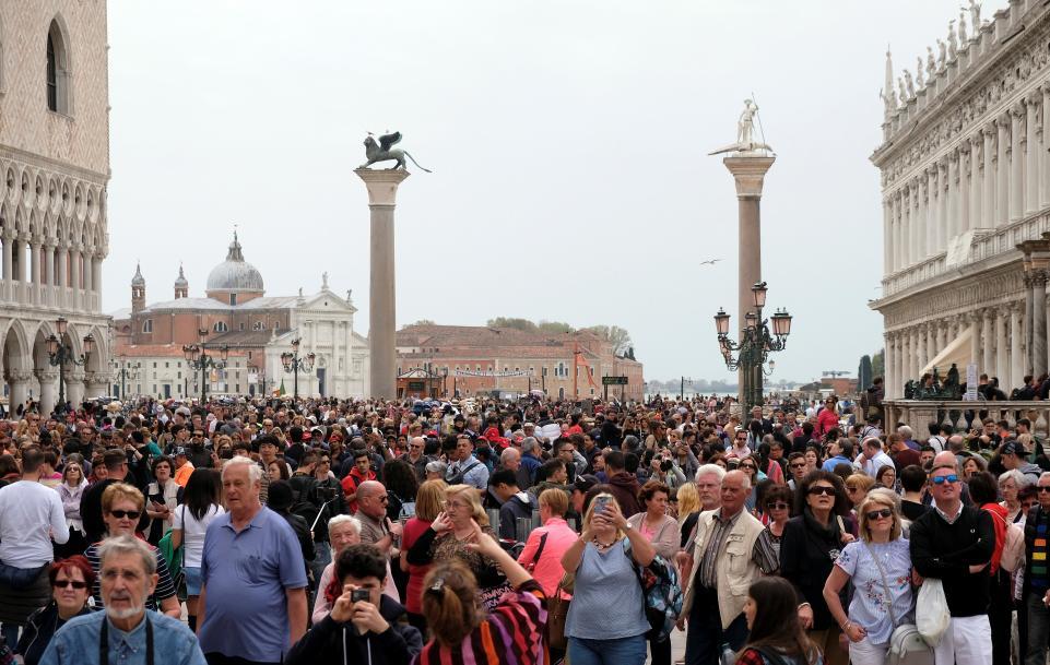 Image result for Venecia turismo masivo