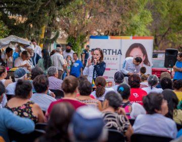 "Propone Martha González ""muerte civil"" a funcionarios corruptos"