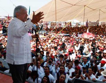 Se acabarán los moches, advierte Obrador en Tepeaca