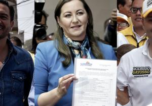 ¿Nepotismo o méritos propios? Los casos de familiares de políticos y funcionarios que ahora son candidatos