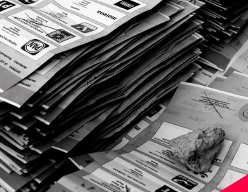 ¿Cómo debes marcar la boleta para que tu voto cuente?