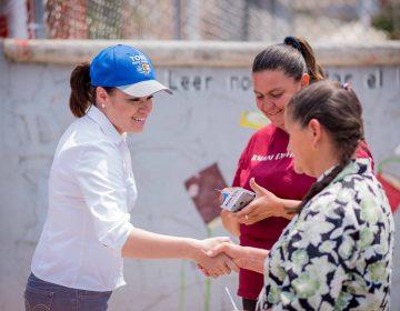 Empoderamiento económico a las mujeres: Martha González