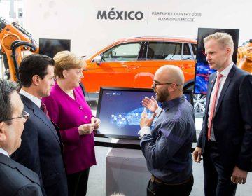 México, país de honor en Hannover Messe 2018