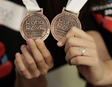 Seis niños jaliscienses ganan oro y bronce en RoboRAVE2018
