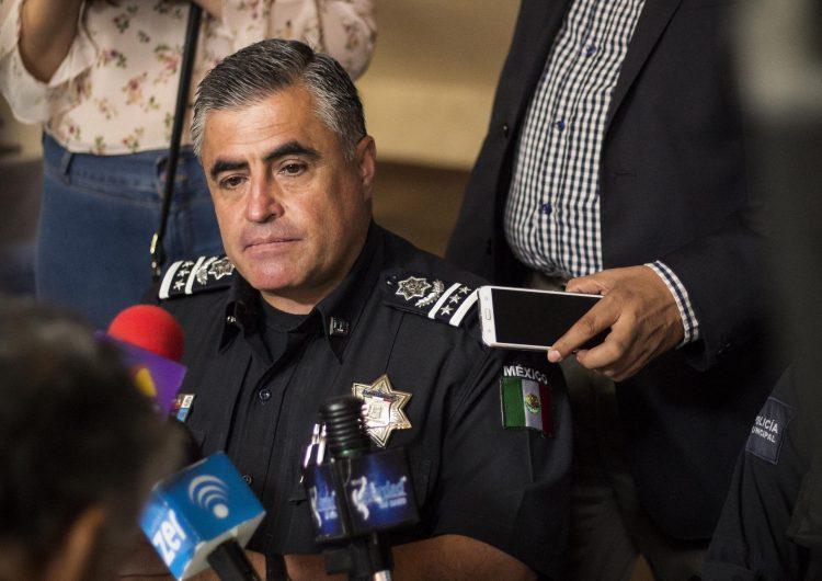 Sin cambios coordinación policial pese a ausencia de titular estatal