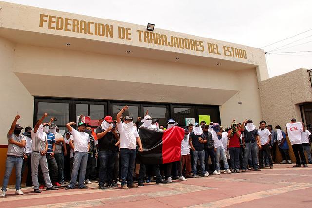 Piden disidentes renuncia de líder de la CTM