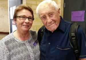 """Una """"atrocidad"""" que Australia prohiba suicidio asistido del científico de 104 años, reclama clínica suiza"""