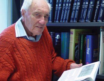 Suicidio asistido: el científico David Goodall, de 104 años, viajará a Suiza para morir