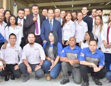 Inicia primer generación del modelo educativo dual en Aguascalientes