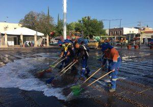 Recolectó municipio 890 toneladas de basura en la FNSM 2018