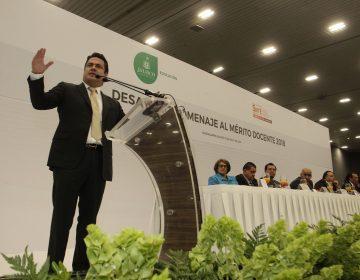 Rechaza Gobernador de Jalisco apología del delito y pide a padres vigilar lo que ven sus hijos
