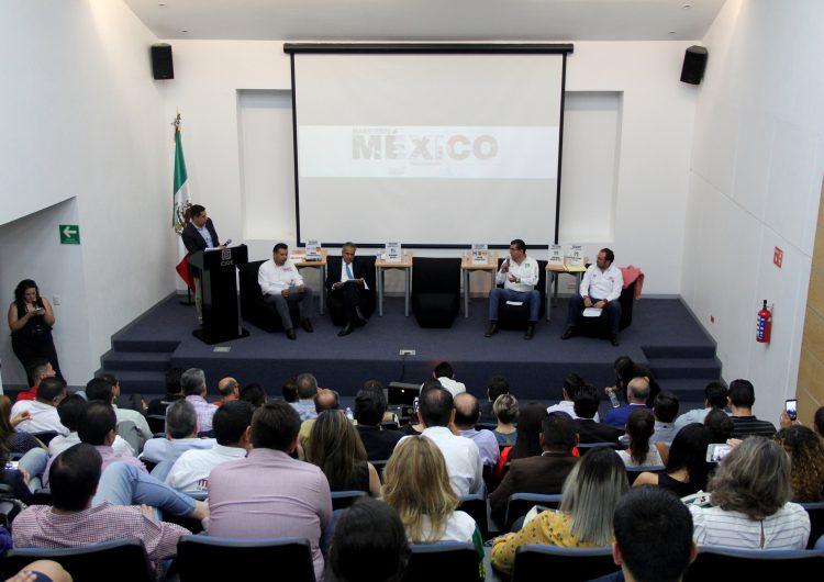 Desdeña candidato debate de Coparmex