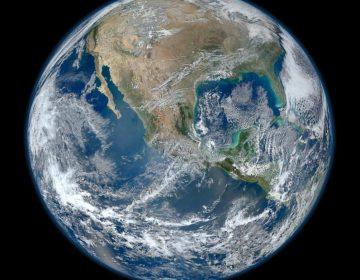 """""""Efecto Pac-Man"""": así defienden los conspiracionistas la teoría de la Tierra plana"""