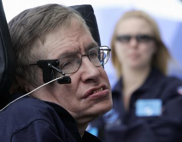 La última teoría de Stephen Hawking sugiere que nuestro universo tiene compañía