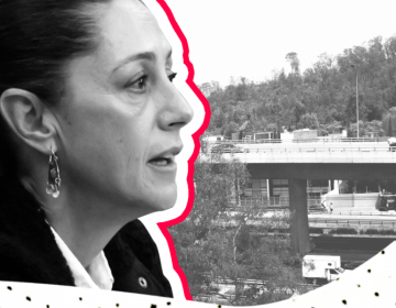 Claudia Sheinbaum dice que no, pero los contratos del Segundo Piso sí estuvieron reservados