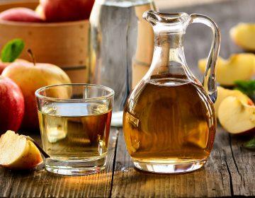 Limpia tu cutis: el vinagre de manzana ayuda a regular el Ph