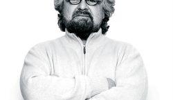 Beppe Grillo, el comediante italiano que se convirtió en prominente…