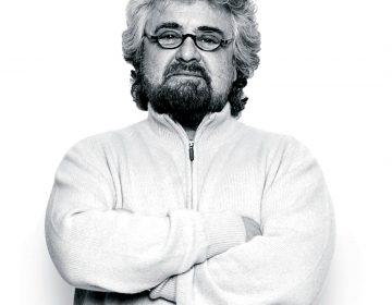 Beppe Grillo, el comediante italiano que se convirtió en prominente político
