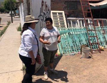 Promete Norma Esparza bajar recursos para mujeres de Calvillo