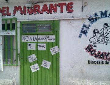 Acusan amenazas por ayudar a los migrantes