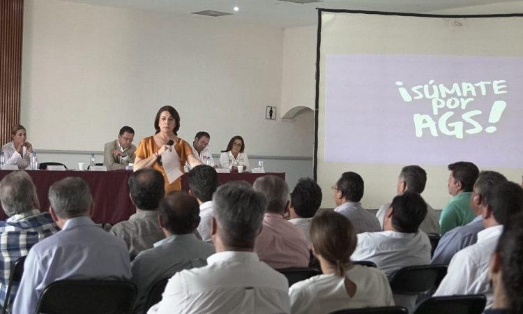 Promete Lorena Martínez revisión integral a Ley de Obra Pública