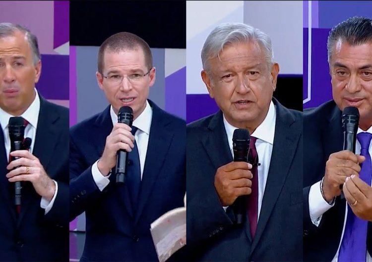 Debate fronterizo: los saldos que deja hacia la silla presidencial