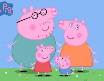 """Peppa Pig, censurada en internet y acusada de ícono """"subversivo"""" en China"""