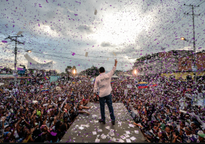 """Oposición en Venezuela presiona para tener """"verdaderas elecciones"""""""