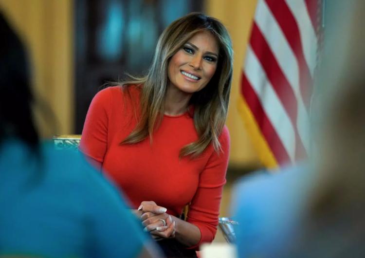 ¿Quién es Melanie Trump? El presidente de EE. UU. parece olvidar el nombre de su esposa