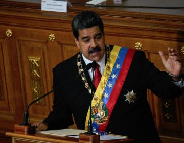 Maduro va por su segundo mandato: adelanta toma de posesión ocho meses